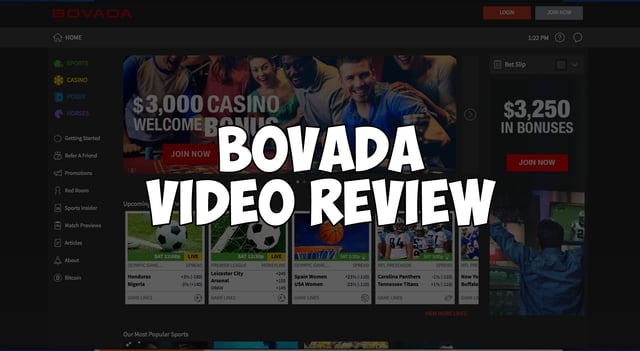 Bovada Payout Reviews
